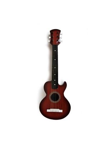 Sunman Sunman 2070 66 cm Akustik Oyuncak Gitar Renkli